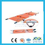 Ce Aluminum Alloy Folding Stretcher (MN-F1-1)