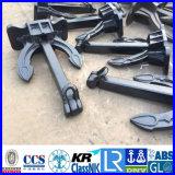 6450kgs Dnv BV CCS Certificate Spek Type Anchors