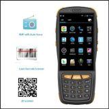 Android 5.1 Handheld 1d 2D Qr Code Barcode Scanner Reader Mobile Phone