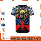 Customize Fashion 3D Digital Printing T Shirt for Men