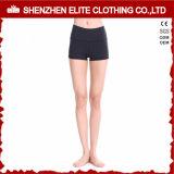 Comfortable Polyester Shorts Yoga Pants Cotton (ELTLI-90)