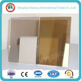 10mm Bronze Color Tinted Float Glass