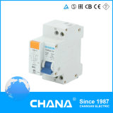 Electronic Type with Overcurrent Protection Circuit Breaker RCBO