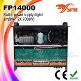 Dual-Channel Digital Fp14000 Switch Power Supply Amplifier