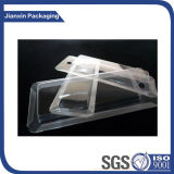 PVC Clear Electronic Packaging with Paper