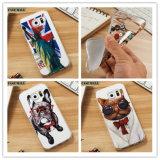 3D Cartoon Print Customized Cell Phone Case for Samsung S6/S6edge/S6plus