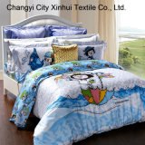 Kids Cartoon Bedding of 100% Cotton Comfortable/ Cute/ Cosy