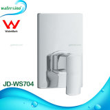 Bathroom Fitting Square Wall Shower Mixer