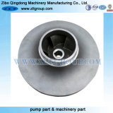 CD4mcunwater Submersible Pump Casting Impeller