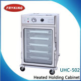 Hotel Restaurant Commercial Stainless Seel Warming Mobile Food Carts for Sale