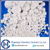 Supply Production Inert Alumina Ceramic Ball as Chemical Filling (Al2O3: 99%)