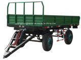 Trailer Farm Machinery Tractor Mounted Dumping Trailer 6ton