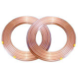 Copper Pancake Coil for Refrigeration and Air Conditioner