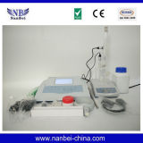 Coulometric Analysis Method Karl Fisher Titrator