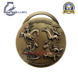 Custom Zinc Alloy Die Cast Medal, High Quality, Paypal Accepted