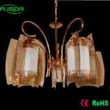 Antique Style Glass Chandelier Lighting, Pendant Lamp