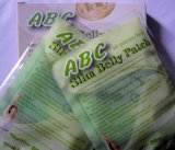 ABC Weight Loss Slim Belly Patch