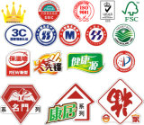3m Vinyl Removable Sticker with Competitive Price
