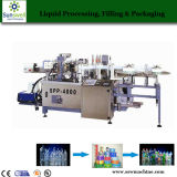 Automatic Linear Type Hot Melt Glue Labeling Machine