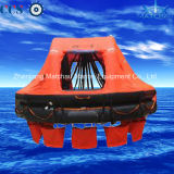 Marine Davit-Launched Inflatable Life Raft for 65 Person