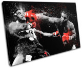 Boxing Games Sports Canvas Prints