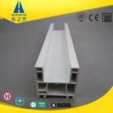 China Supplier Plastic Extrusion Window UPVC White Profile