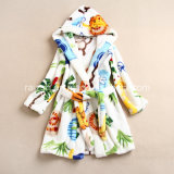 Children Leisurewear Flannel Bathrobe for Wholesale
