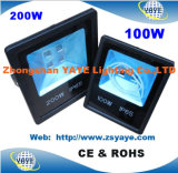 Yaye 18 Best Sell COB 200W LED Flood Light / 200W COB LED Floodlight / 200W COB LED Tunnel Light with Ce/RoHS/ 3years Warranty