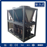 China Manufacturers European Standard Scroll Type Air Conditioner Air Cooled Water Chiller