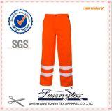 OEM Cheap Wholesale Custom Hi-Vis Safe Protective Reflective Cargo Pants