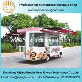 Four Wheels Electric Bakery Cart with High Quaiity and Competitive Price