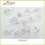 Acrylic Ice Cube Table Confetti Pendant Diamond Crystal