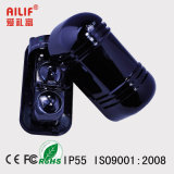 Outdoor Active Infrared Beam Detector for Perimeter Security Alarm System (ABT-100)