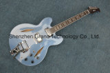 Custom Jazz Guitar with Bigsby High Quality Guitar (TJ-260)