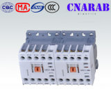 Mini Mechanical Interlocking Home AC Contactor 9A 3 Phase Contactor