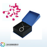 Custom Gift Wooden Packaging Paper Ring/Jewelry/Watch Box (XC-1-004)