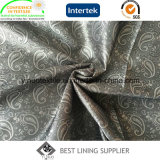 Hot Selling 55% Polyester 45% Viscose Jacquard Lining Classic Patterns
