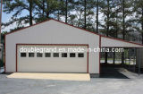Prefabricated Light Steel Strcture Car Garage (DG6-011)