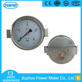 4 Inch 100mm Oil Fillable Ss Case Brass Internals Pressure Gauge