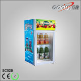 for Commercial Use Counter Top Glass Door Beverage Cooler (SC-52B)