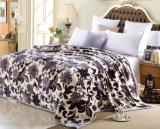 Super Soft Printed Flannel Blanket Sr-B170305-8 Printed Coral Fleece Blanket