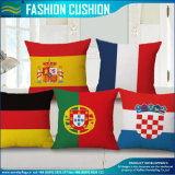 45X45cm Silk Satin Sublimation Printing New Designs Fashion Cushion