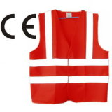 High Visibility Safety Traffic Reflective Vest with CE (JMC-211A)