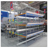 Chicken Farm Poultry Equipment Price New H Type Broiler Battery Cage
