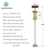 Farm Machinery Solar Lighten & Insecticidal Lamp
