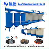 High Fixed Carbon Charcoal Kiln for Coconut Shell
