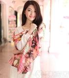 Silk Digital Printed Shawl (12-BR110303-31)