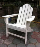 Hot Polywood Adirondack Chair Furniture for Garden