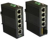 Unmanaged Industrial Ethernet Switch Fiber Switch IDS 405