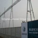 Power Substation Steel Frame Steel Structure